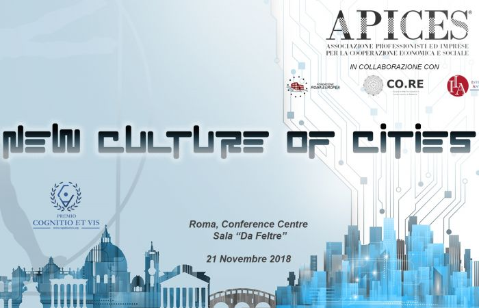 New culture of cities